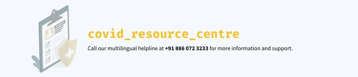 Covid Resource Center